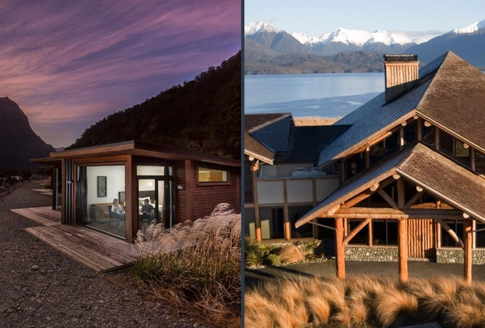 Experience Milford Sound and Fiordland Lodge
